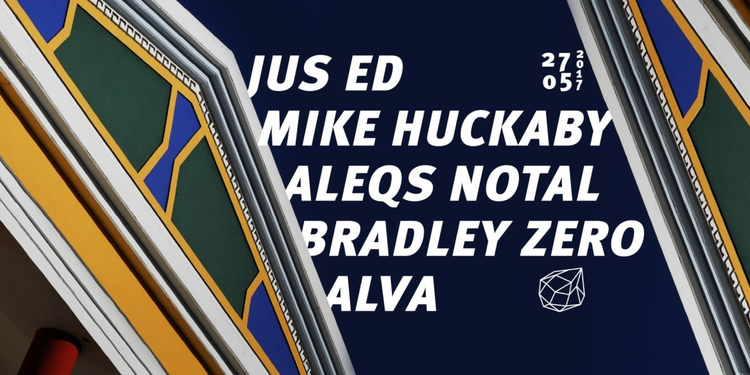 Concrete: Jus Ed, Mike Huckaby, Aleqs Notal, Bradley Zero
