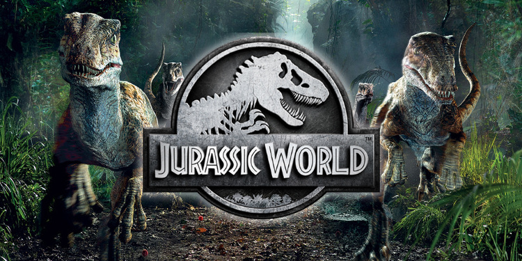 Jurassic World, l'exposition