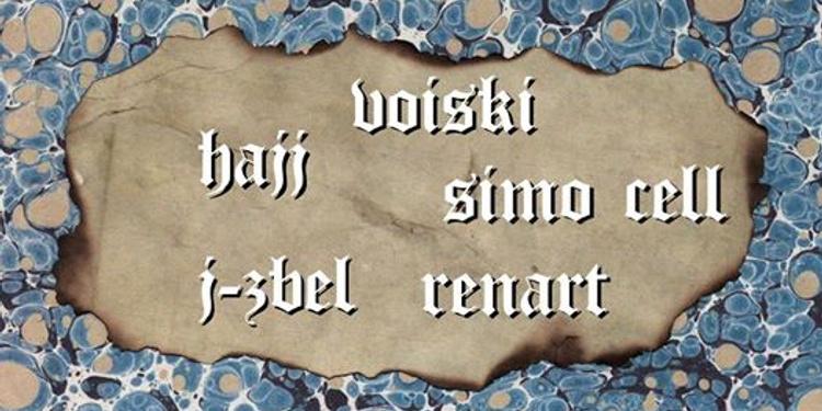 Renart invite Voiski + Simo Cell + J-Zbel + Hajj