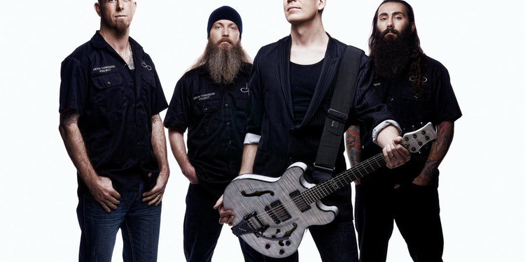 Devin townsend project + periphery + Shining