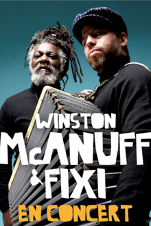 Winston McAnuff + fixi
