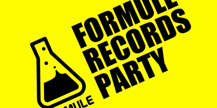 FORMULE RECORDS PARTY avec: CLYDE P + ELOMAK + ADAM POLO + B.I.M + C.VEN @ LE BATOFAR