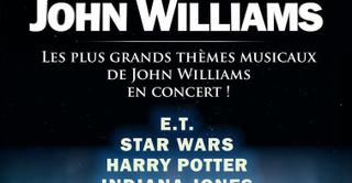 John Williams à écouter au Grand Rex le 25/09