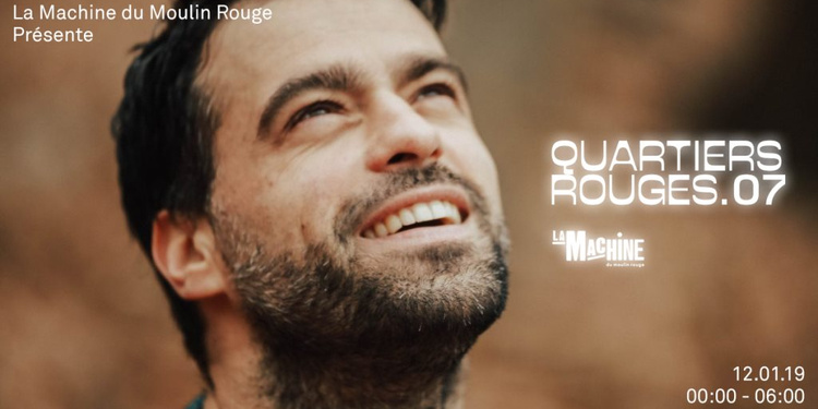 Quartiers Rouges .07: Jamie 3:26, Marcel Vogel, Sweely, Mafalda