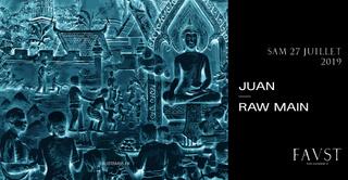 Faust w/ Juan & Raw Main