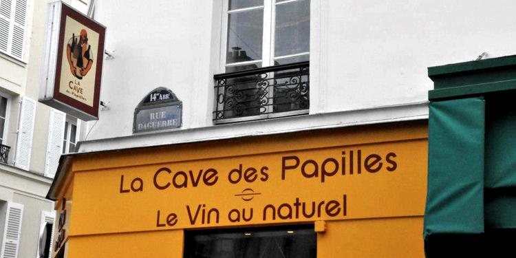La Cave des Papilles