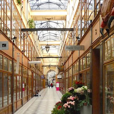 Faufilez-vous dans ces passages parisiens du 2ème arrondissement