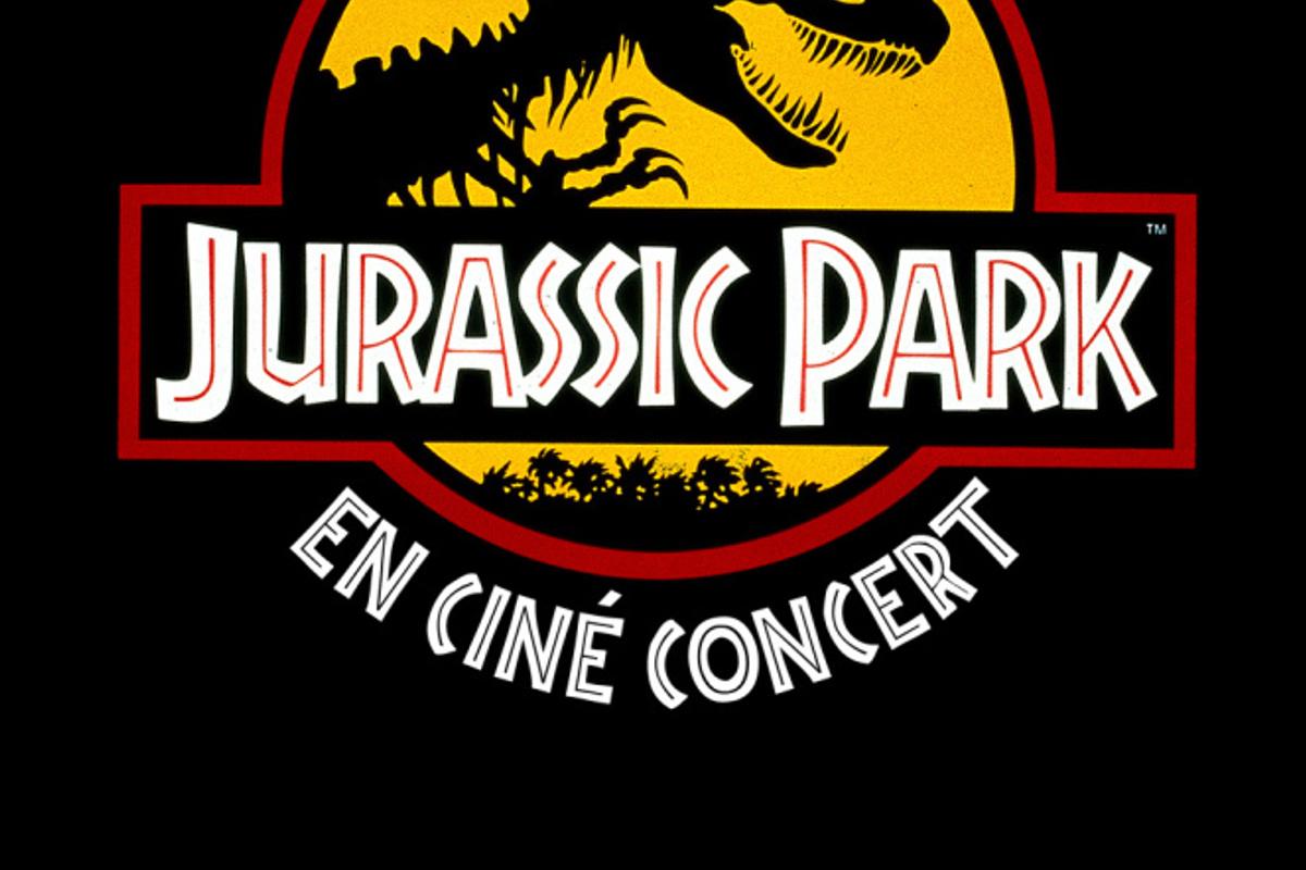Jurassic Park en Ciné-concert - Grand Rex - 17 octobre 2017