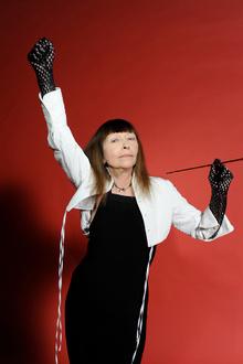 Brigitte Fontaine en acoustique