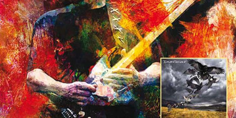 David Gilmour - Rattle that lock World Tour 2016