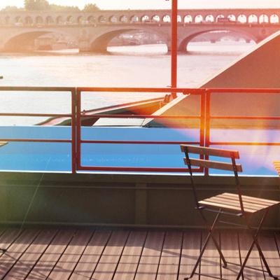 6 péniches pour profiter du soleil à Paris