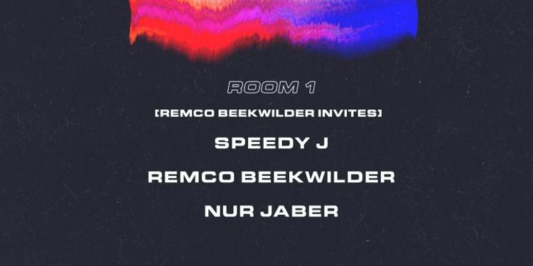 EXIL: Remco Beekwilder Invites Speedy J, Nur Jaber, Jacid0rex