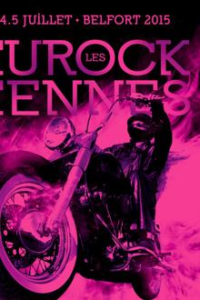 Les Eurockéennes de Belfort 2015
