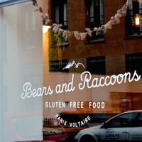 Bears and Raccoons