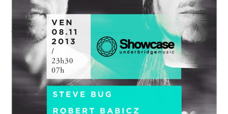 Steve Bug, Robert Babicz & Louca