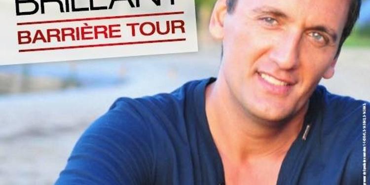 Dany Brillant - Barrière Tour