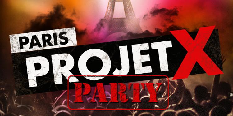 PROJET X PARTY