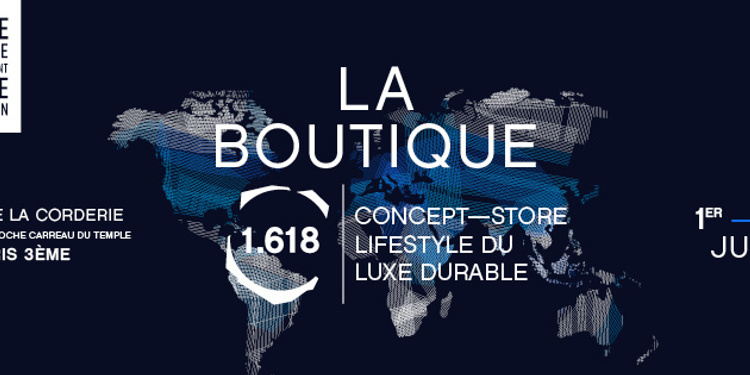 La boutique 1.618