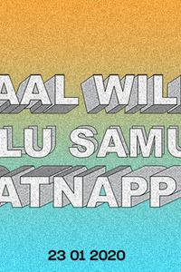 La Machine 10 ans : Kamaal Williams, Blu Samu, Catnapp - Machine du Moulin Rouge - du jeu. 23 janv. au ven. 24 janv.
