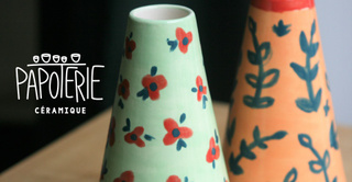 Atelier décor sur céramique - Bar à Bulles