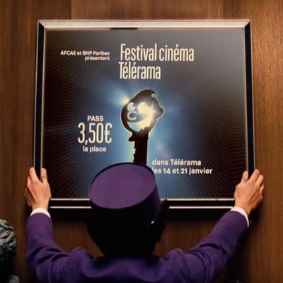 Le festival cinéma Télérama remet à l'affiche les meilleurs films de 2014