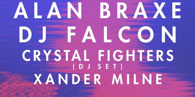 Vulture: Crystal Fighters, Dj Falcon, Alan Braxe & Xander Milne