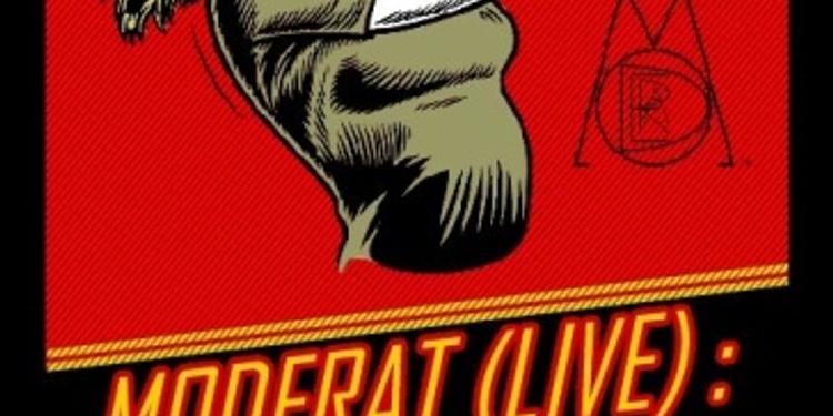 Moderat live