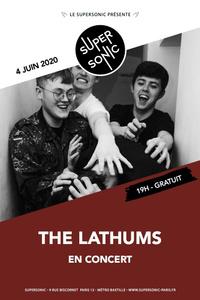 The Lathums en concert au Supersonic (Free entrance) - Le Supersonic - jeudi 04 juin
