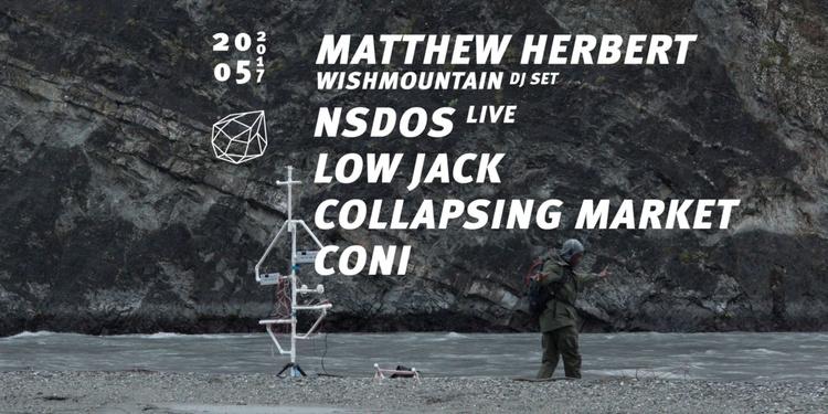 Concrete: Matthew Herbert (Wishmountain djset), NSDOS live