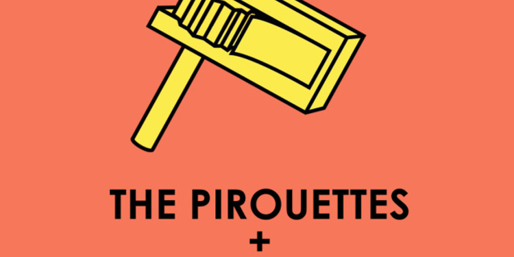 Tuesday Live w/ The Pirouettes & The George Kaplan Conspiracy