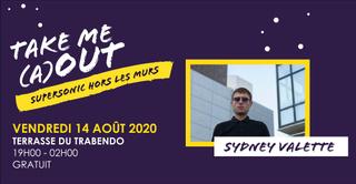 Sydney Valette • Marques de Sade djset/ Take Me A(Out)