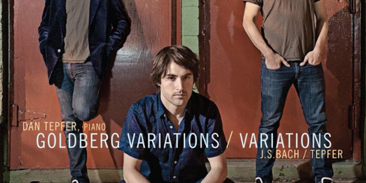Dan Tepfer - goldberg variations-variations