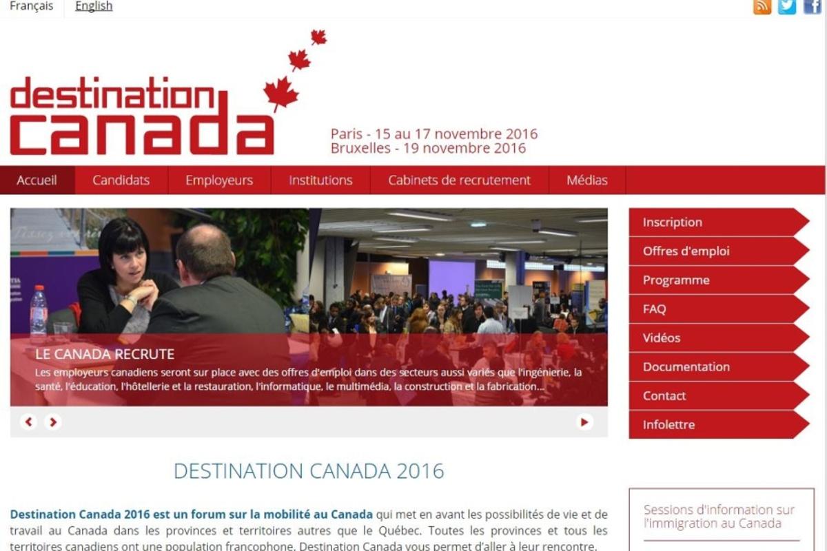 Rencontres forums Canada