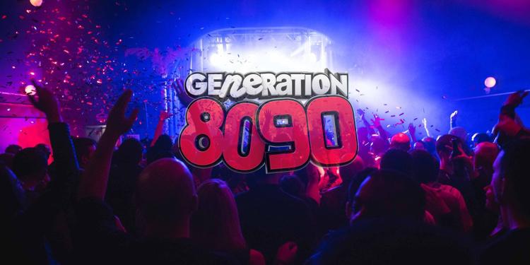 Generation 80 90 Boum 80 90: Generation 80-90: Boum 80-90