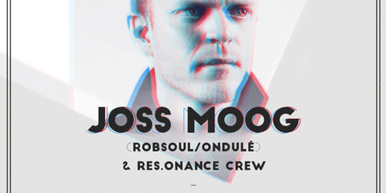 Res.onance 2 years party w/ Joss Moog