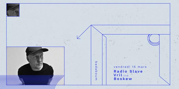 Radio Slave, Vril Live