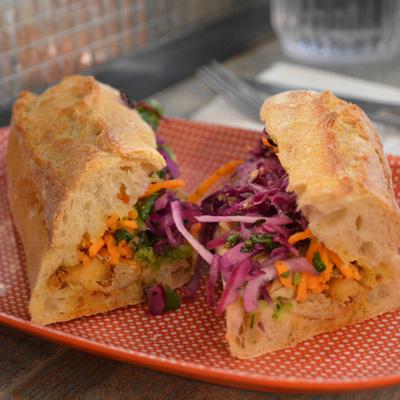 Restaurant Salatim : nouveau passage obligé dans le Sentier