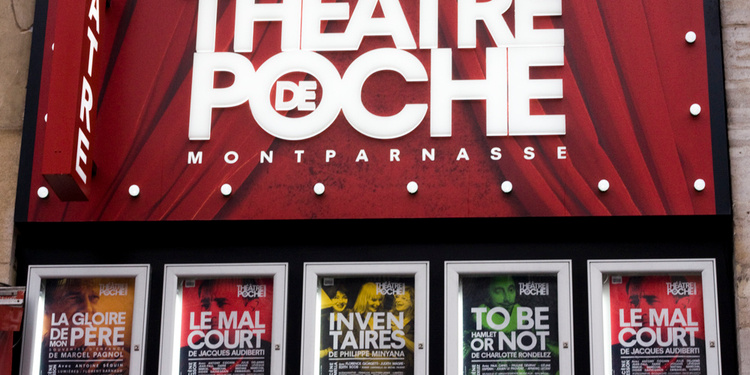 theatre de poche paris
