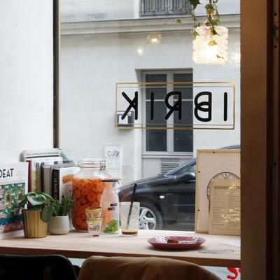 Ibrik, nouveau coffee shop de spécialité dans le 9ème