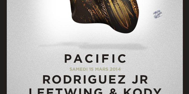 Pacific : Rodriguez Jr, The Mekanism, Dactylo