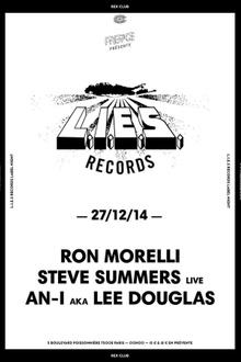 LIES label night