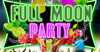 full moon bucket party