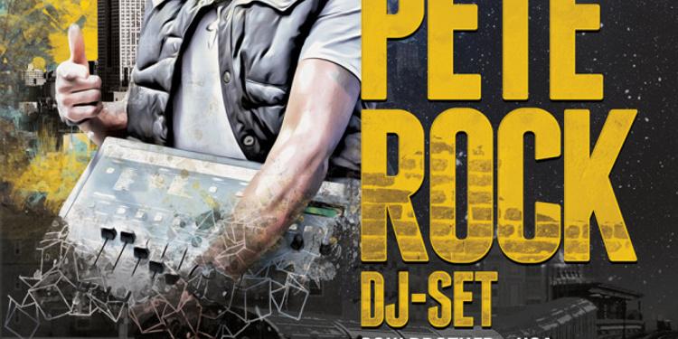 So Miles Party : Pete Rock Dj-Set Dj Jim Rocé Dj-Set