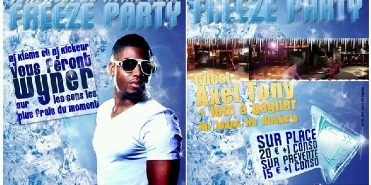 Freeze Party