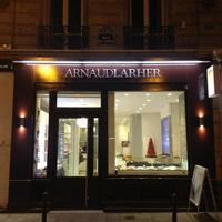 Arnaud Larher - Caulaincourt