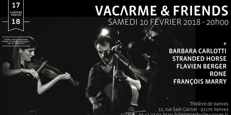 VACARME + FRIENDS (Release Party)