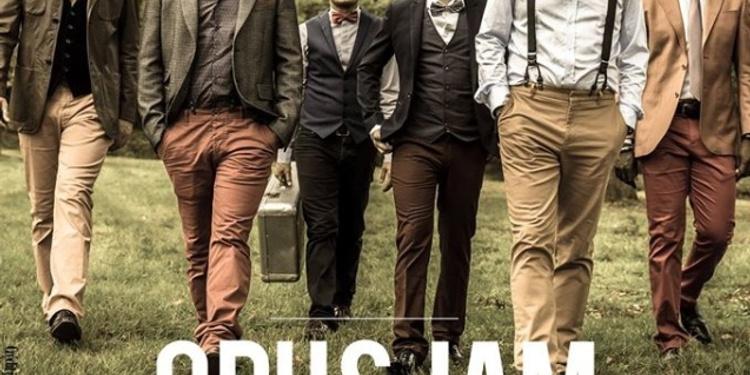 Opus Jam (Motown a cappella)