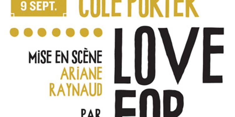 Love for sale - Une nuit avec Cole Porter