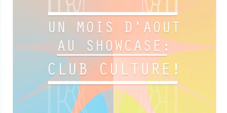 Culture Club avec Anthony Collins, Ben Vedren et Paco