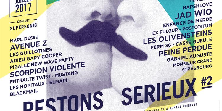 Jad Wio • Postcoïtum • Pigalle New Wave Party